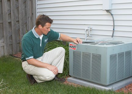 inspect air conditioner