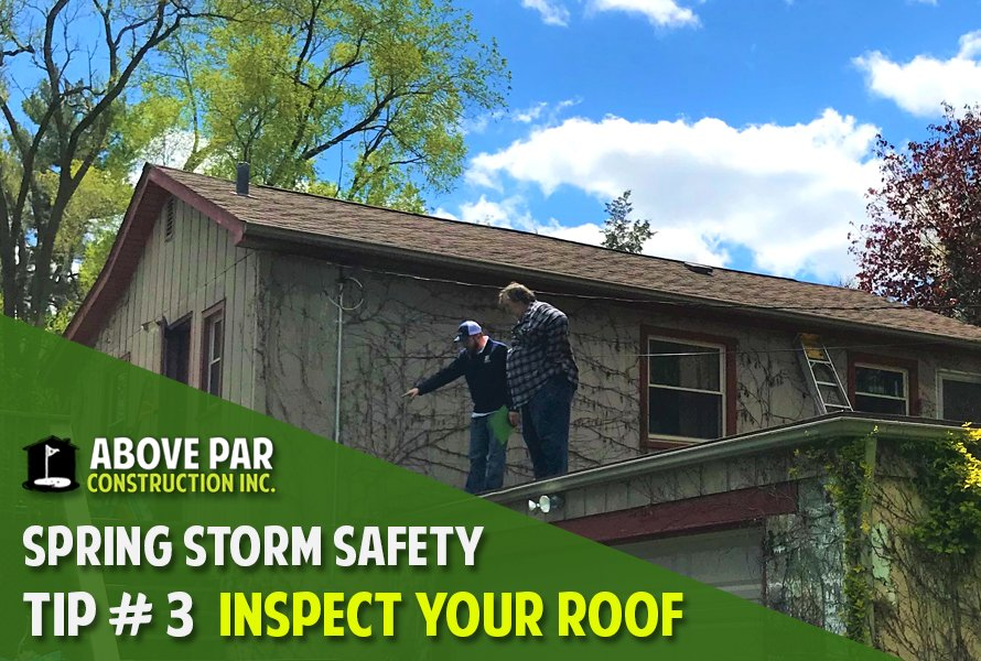 Spring Storm Safety Tip #3