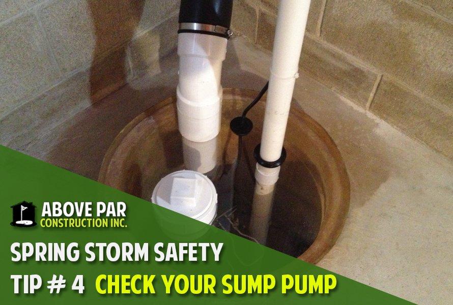 Spring Storm Safety Tip #4